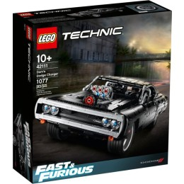 Lego Technic: Dom's Dodge Charger