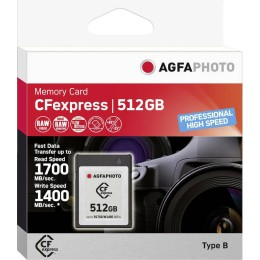 AgfaPhoto Professional High Speed CFexpress 512GB