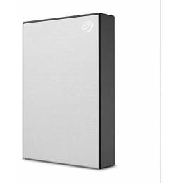 Seagate One Touch 4TB Ασημί