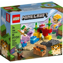 Lego Minecraft: The Coral Reef