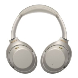 Sony WH1000XM3 Wireless Noise Cancelling Headphones Silver (WH1000XM3/S)