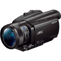 Sony FDR-AX700 4K HDR Camcorder (FDR-AX700/B)