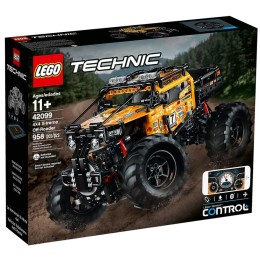 Lego Technic: 4X4 X-treme Off-Roader 42099 (5702016369908)
