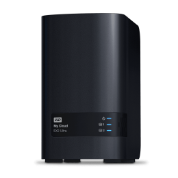 Western Digital My Cloud EX2 Ultra 4TB (WDBVBZ0040JCH-EESN)