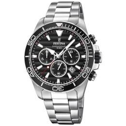 Ρολόι Festina F20361/4, Stainless Steel Chronograph