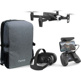 Parrot Anafi 4K HDR Camera Drone + Skycontroller FPV Pack Black (PF728050AA)