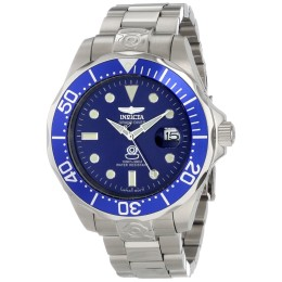 Invicta 3045 Pro Diver - Stainless Steel Automatic Blue Dial