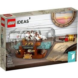 Lego Ideas: Ship in a Bottle 21313