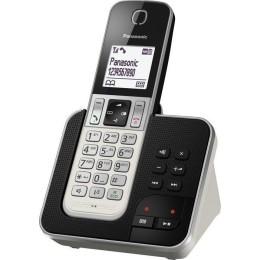 Ασύρματο τηλέφωνο Αναγνώριση Panasonic KX-TGD320 Ανοιχτή Ακρόαση Αυτόματος Τηλεφωνητής