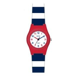 Παιδικό ρολόι με αναλογική ώρα Q&Q VP47J031Y