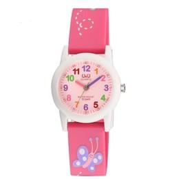 Παιδικό Ρολόι Με Αναλογική Ώρα Q&Q VR99J002Y