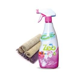 Zeo Tex - Καθαριστικό για χαλιά, μοκέτες, ταπετσαρίες επίπλων 750ml