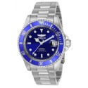 Invicta Pro Diver 9094OB Unisex Wrist Watch Stainless Steel Automatic Blue Dial