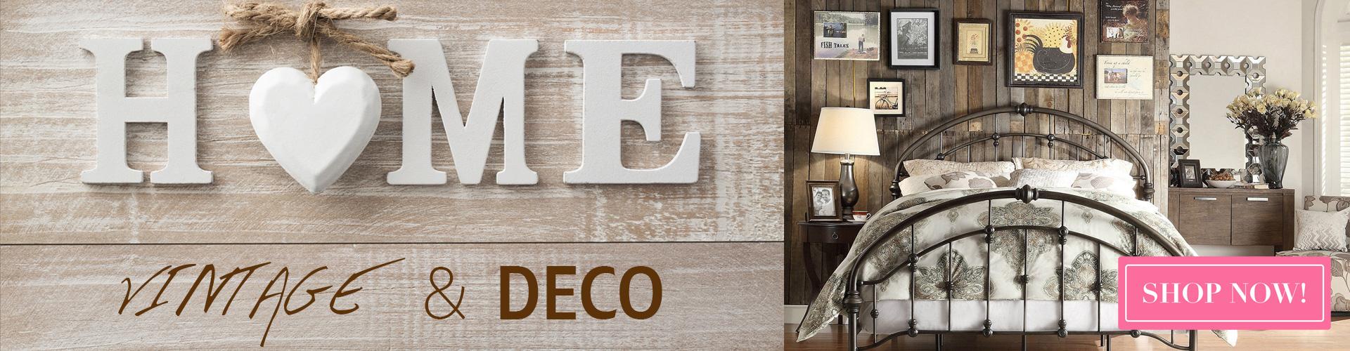 Home & Vintage  & Deco